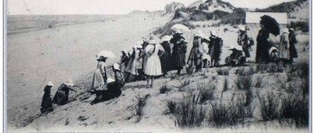 1875: Fondation de l'association des «Marçunvins»