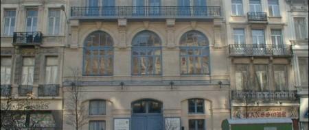 1875: Inauguration de l'Ecole Modèle