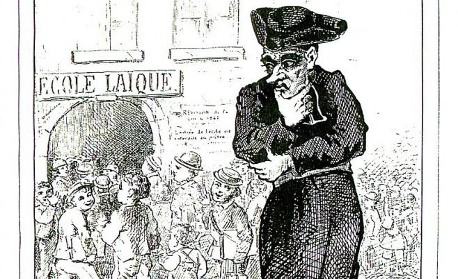 1879: La Loi Van Humbeek ou la laïcité et la neutralité dans l'enseignement public